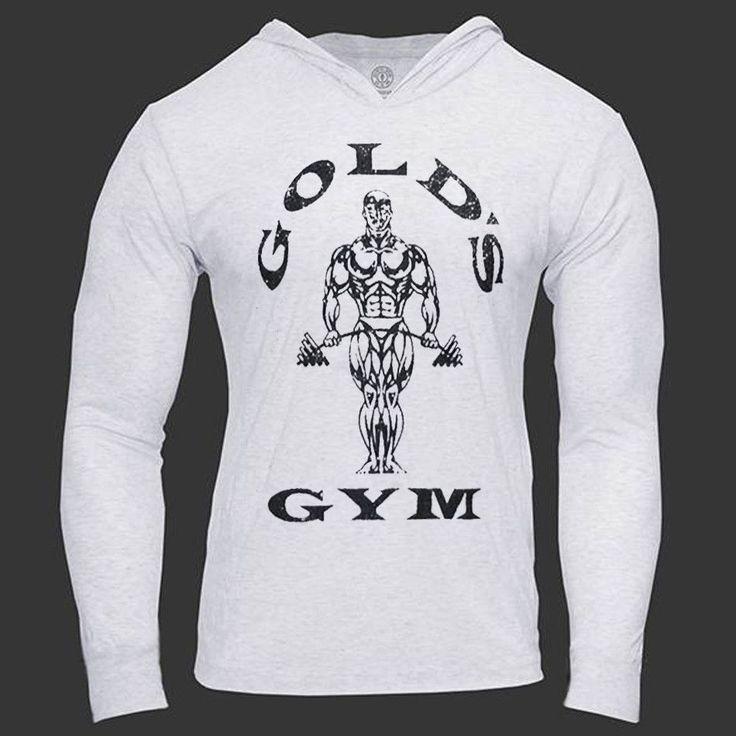 Gym Bodybuilding Hoodies Men Brand Fitness Mens Clothing Long Sleeve Cotton Casual Sweatshirts Muscle Bake Hoody