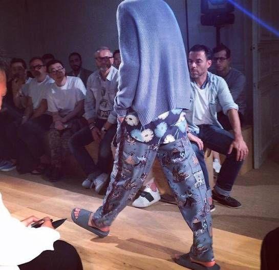 maison valentino paris pfw ss15 menswear | Delia Posadino Dp&K Blog