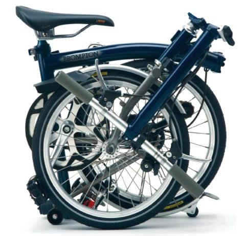 Brompton: Genius - the best folding bicycle and made in the UK! - James, UK
