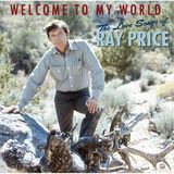 Welcome to My World: The Love Songs of Ray Price [CD], 21452475