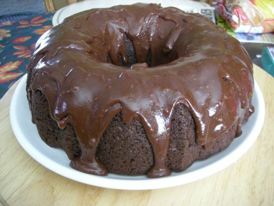 Make and share this Chocolate Cherry Cake recipe from Food.com.