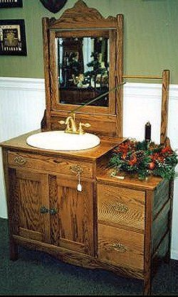 If I could find a piece of furniture like this, it would be perfect.