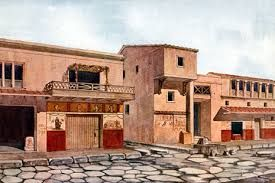 Bilderesultat for reconstruction pompeii city