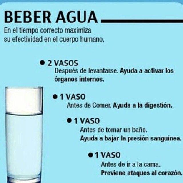 .@jane_healthy_live | Beneficios de tomar agua en las horas adecuadas!!! TE ANIMAS? | Webstagram