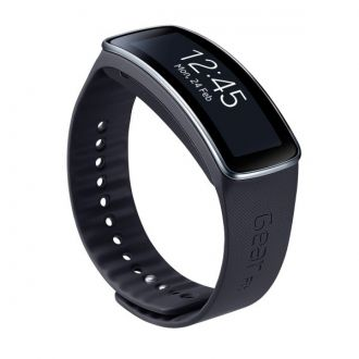 Wyraź siebie dzięki oryginej wymiennej bransoletce do Galaxy Gear Fit. Opaski możesz wymieniać w zależności od nastroju i okazji.  Produkt w kolorze czarnym.