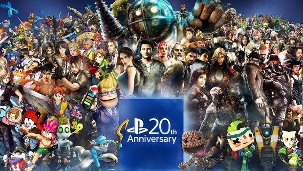 PS4 20th Anniversary UK purchase contest begins today -  The race is (nearly) on for every last UK resident who still wants a PS4 20th Anniversary Edition. The elaborate process for fans who didn't manage tosnag one last weekinvolves no less than five steps – one of which will test your ability to identify and click on a specific c...