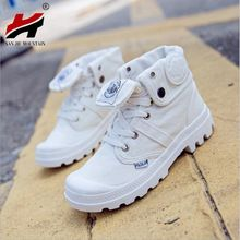 Zapatos de Lona de las mujeres 2017 de Las Mujeres Zapatos Casuales Zapatos Transpirables Zapatos Blancos Planos Zapatillas Mujer(China (Mainland))