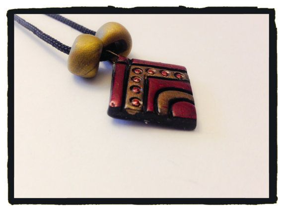Handmade Terracotta jewelry by Mithicotta on Etsy. Also visit us on facebook - https://m.facebook.com/mithicottastore