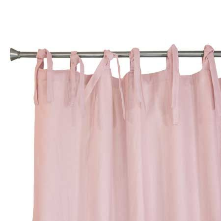 les 25 meilleures id es de la cat gorie rideau rose pale sur pinterest rideau rose quartz. Black Bedroom Furniture Sets. Home Design Ideas