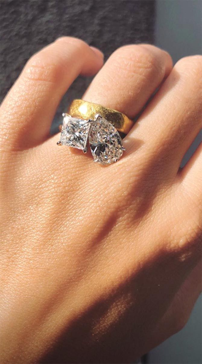 Who Made Emily Ratajkowski's Engagement Ring?