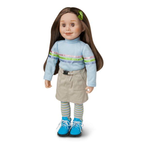 Taryn - Maplelea Girl Doll