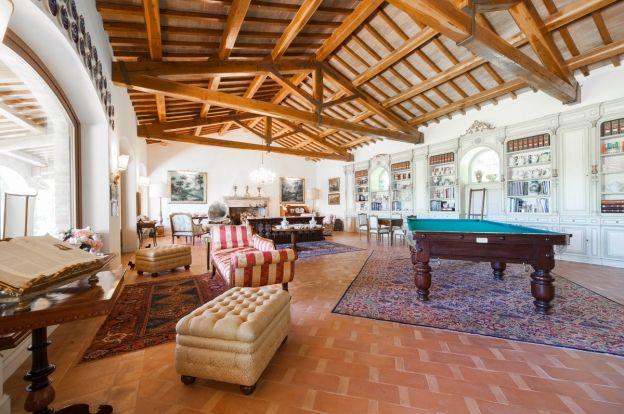 Villa Venere in Castiglione del Lago, Umbria