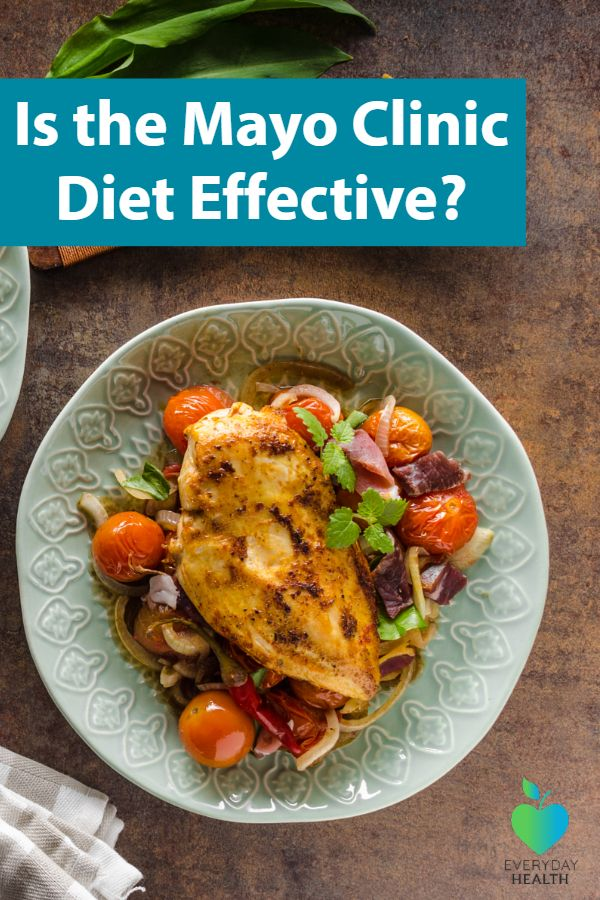 The Mayo Clinic Diet How It Works And What To Know Everyday Health Mayo Clinic Diet Recipes Mayo Clinic Diet Mayo Clinic Diet Plan