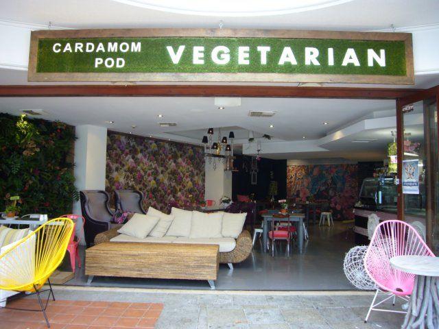 Cardamom Pod for vegetarian food, Broadbeach, Gold Coast