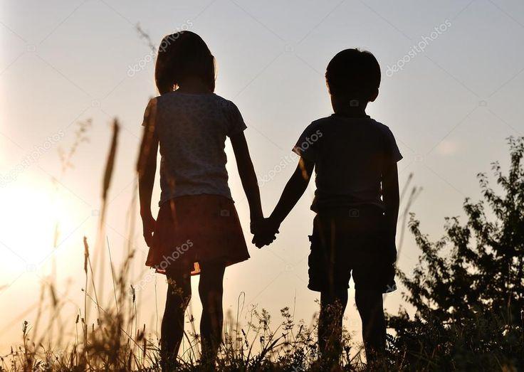 dos niños