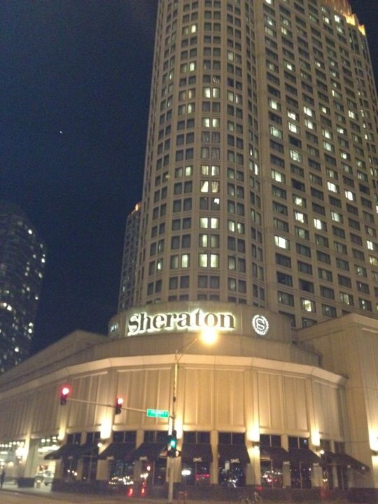 Sheraton Chicago Hotel & Towers is within walking distance to the Compliance & Ethics Institute in Chicago.