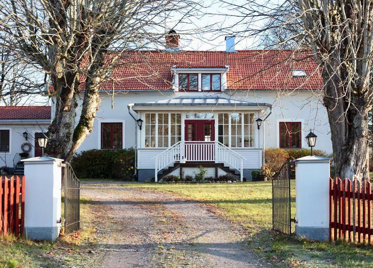 Välkommen till Kvedby Stora Huset 1!