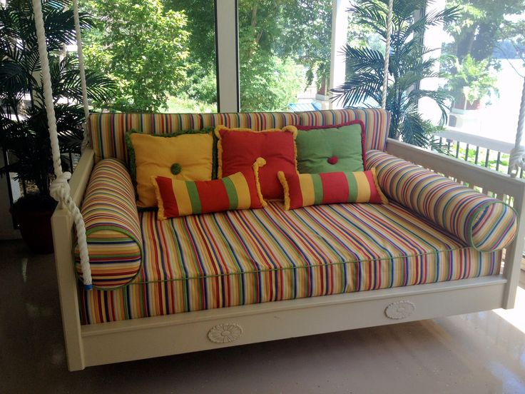 16 Best Porch Swings Beds Images On Pinterest Porch