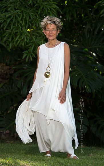 Белый смешанный шелк свадебный асимметричная драпировка колет