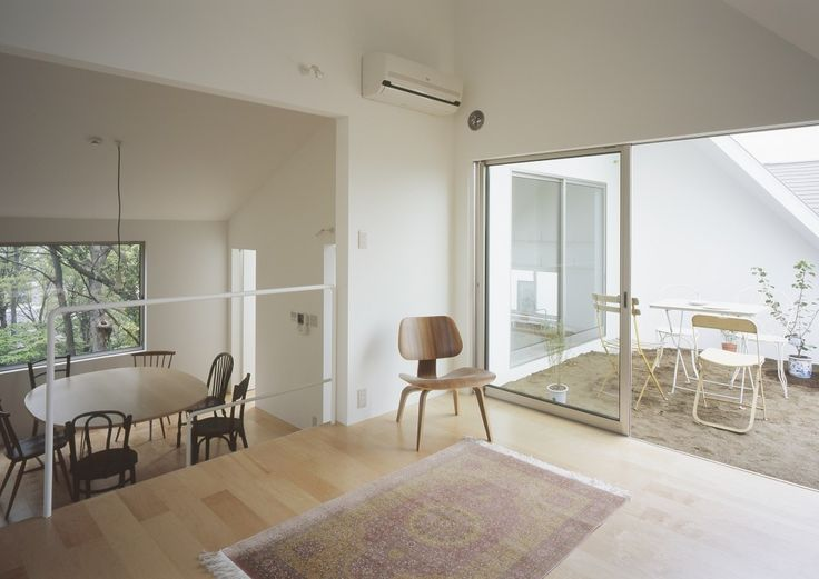 gallery of house with gardens tetsuo kondo architects 2 japanese home designjapanese - Japanese Home Design