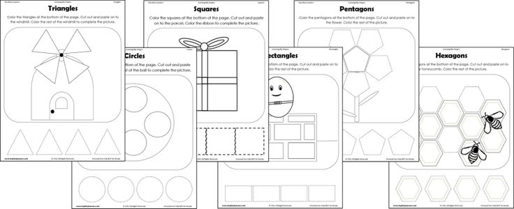 shapes cut and paste worksheets kids cut and paste worksheets pinterest cut and paste. Black Bedroom Furniture Sets. Home Design Ideas