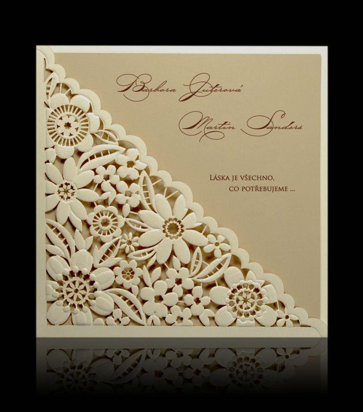 Svatební oznámení D 0703