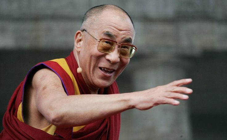 In order to carry a positive action we must develop here a positive vision ~ ~ Dalai Lama