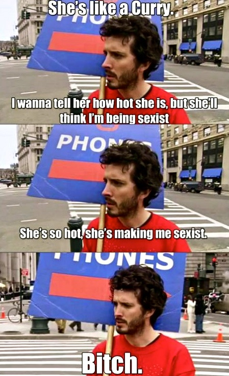 Flight of the Conchords, one of my absolute favorite scenes