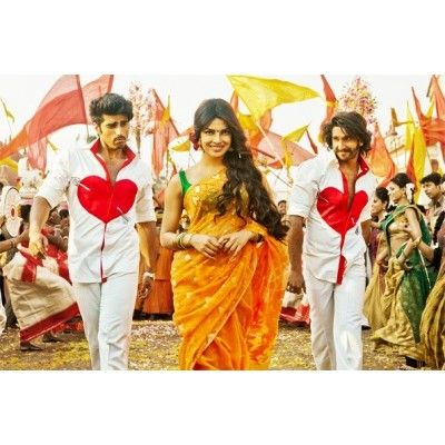 Priyanka Chopra Gunday Movie Saree Bollywood Priyanka Saree Bollywood Sarees