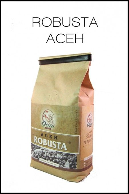 KOPI ROBUSTA ACEH GAYO | OttenCoffee - Mesin Kopi , Coffee Grinder , Barista Tools , Kopi Indonesia