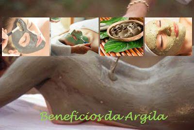 Manancial Distribuidora de Produtos Naturais-ME: BENEFÍCIOS DA ARGILA PARA A PELE, CABELOS E SAÚDE