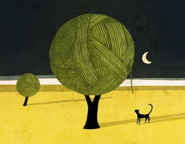 Trees: Illustrations by Toni Demuro