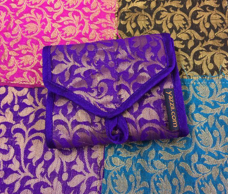 Colours available - Aqua, Fuschia, Black and Purple