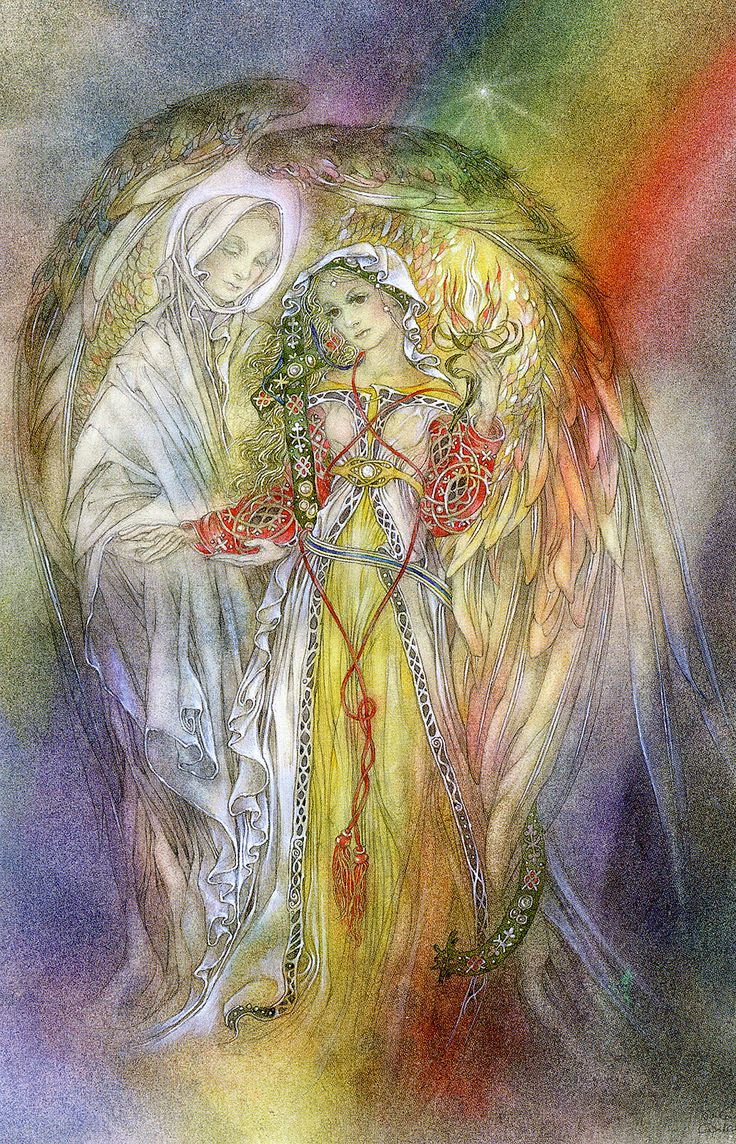 Sulamith Wulfing - Rainbow