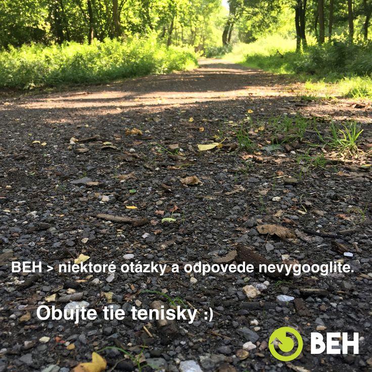 BEH >  niektoré otázky a odpovede nevygoogilte. Obujte tie tenisky!  www.spalovnatukov.sk
