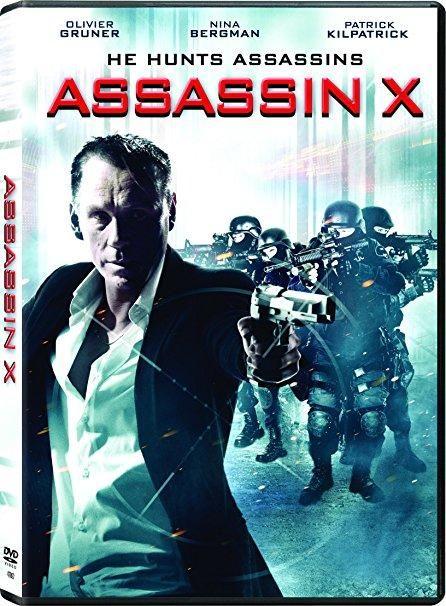 Richard Grieco & Sasha Mitchell & Art Camacho-Assassin X