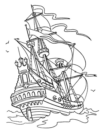 464 best images about coloriage pirates on Pinterest ...