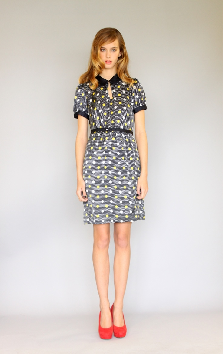 Karen Walker Hi There | Sally Dress