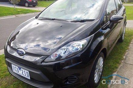 2010 Ford Fiesta LX PowerShift