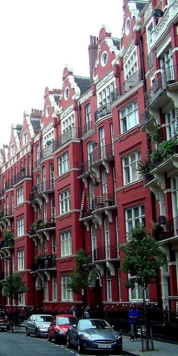 Lisson Grove ~ London, England....Uhoh! My 'My Fair Lady' soundtrack is playing in my head!