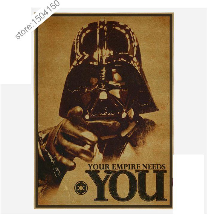 Vintage, Star Wars plakát