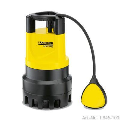 Αντλία ακαθάρτων KARCHER SDP 7000 1.645-100.0 | Ergaleionet