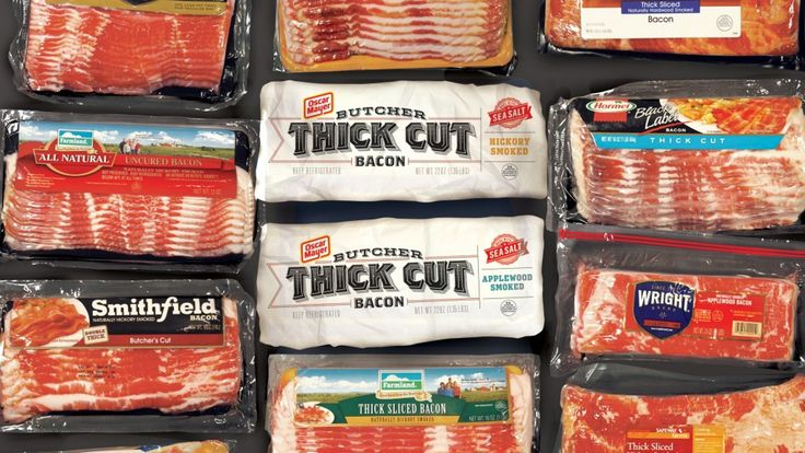 Butcher Thick Cut Bacon | Landor