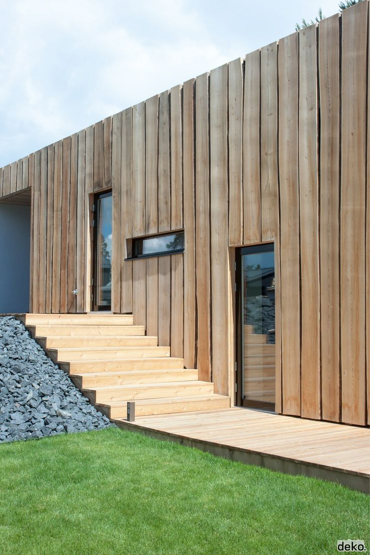 Wood siding in architecture architecture design - Exterior materials for buildings ...