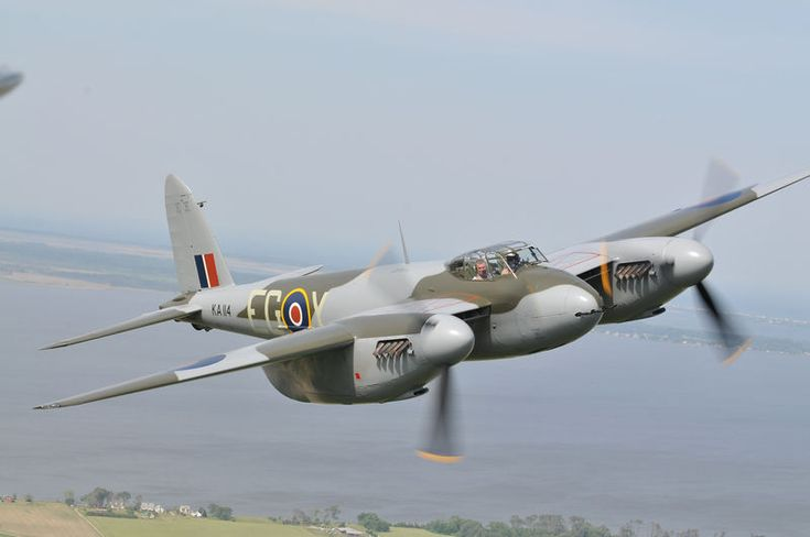 One of the most useful Allied aircraft of World War II, the Mosquito performed as a bomber, fighter, anti-shipping and photo-reconnaissance platform.