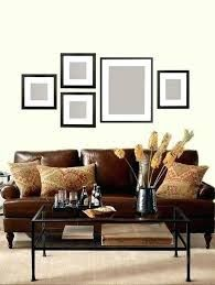 Image result for how to decorate wall above couch …