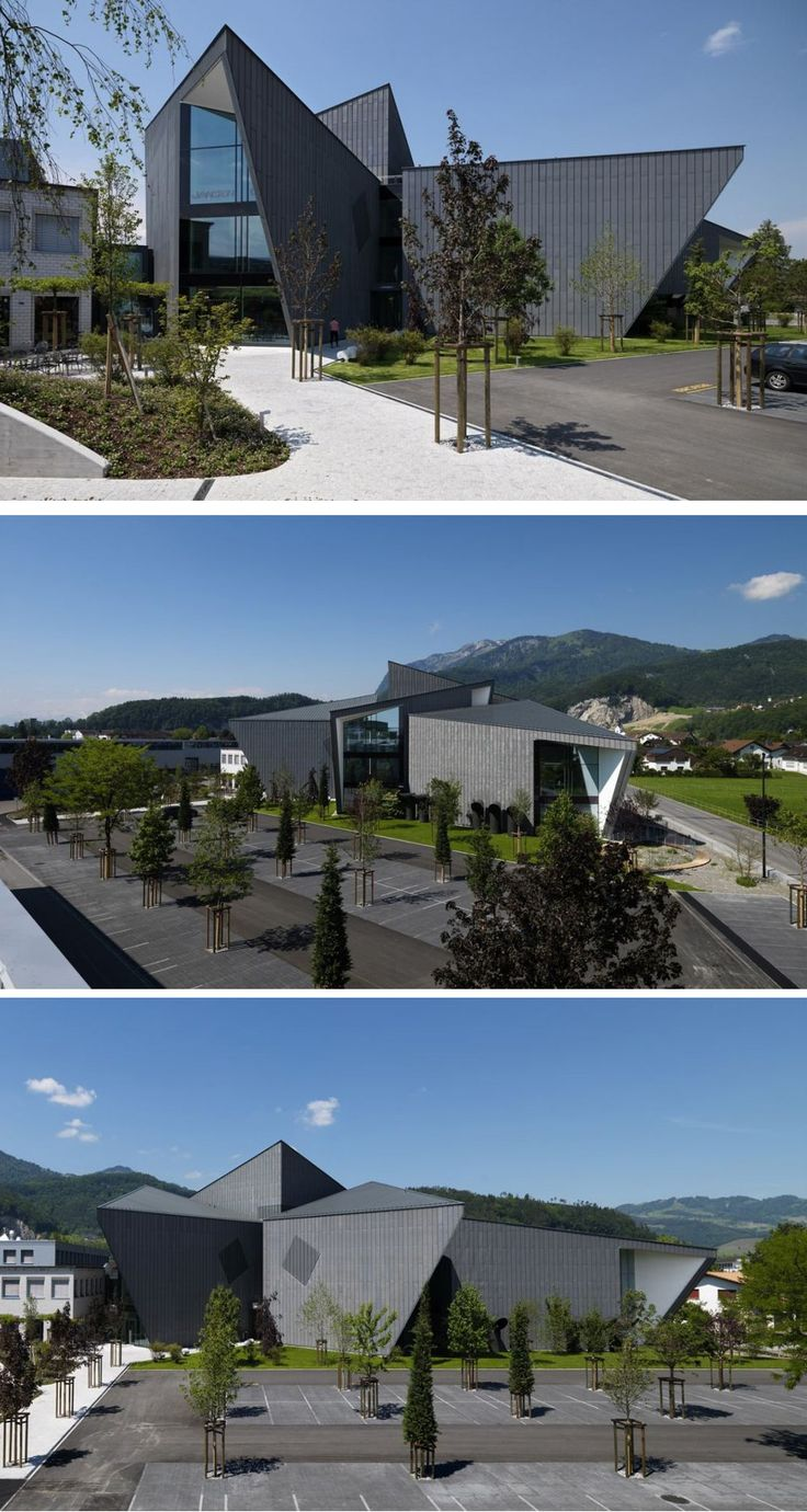 Architectural Design Studio Asheville. Davide Macullo Architects have designed the Jansen Campus in Oberriet  Switzerland 28 best Swiss Architecture images on Pinterest