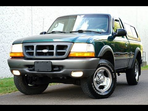 1998 ford ranger 4x4 off road