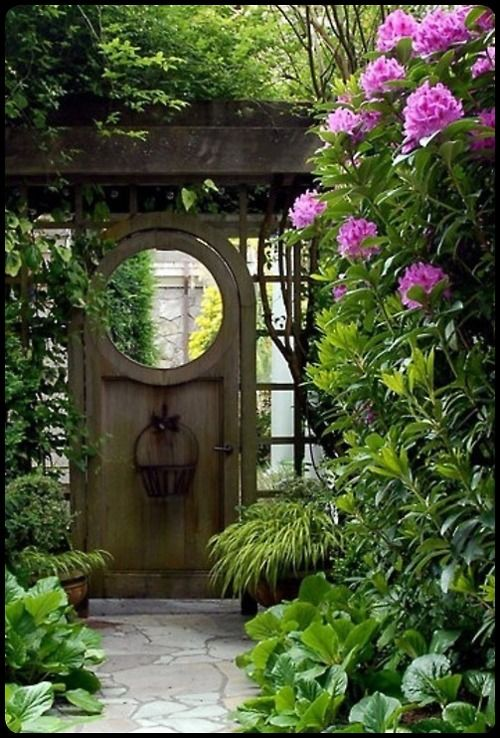the secret garden…