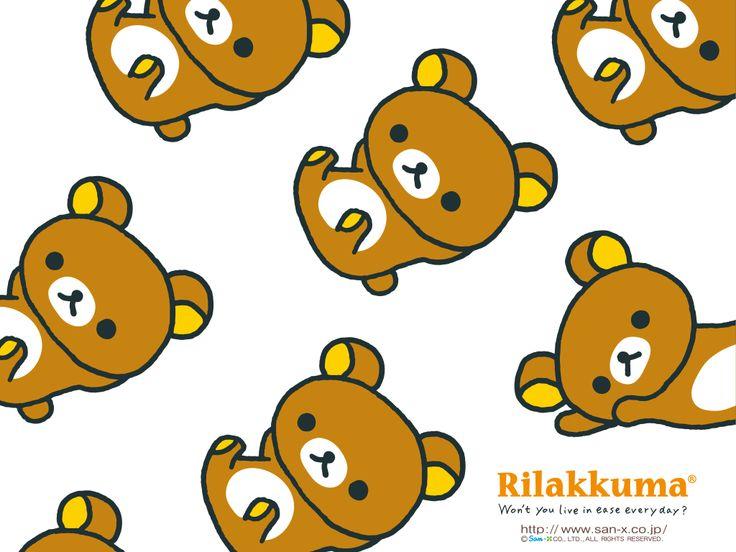 rilakkuma 3 wallpaper by - photo #47